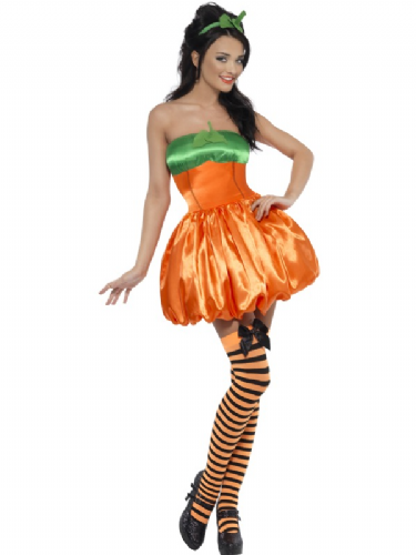 Pumpkin - Halloween Fancy Dress Costume (Smiffys 30890)